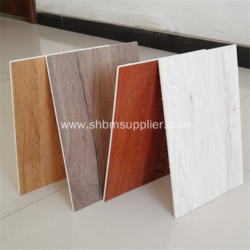 MgO Decoration Grain Partition Wall Boards
